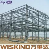 Casa de pollo de acero del edificio del marco fácil prefabricado de la instalación