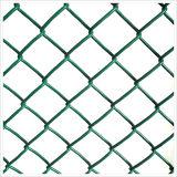 Гальванизированная Electro ячеистая сеть звена цепи, загородка звена цепи