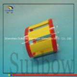Nullhalogen-Polyolefin-Wärme-Schrumpfdraht-Kennzeichen Sleeving