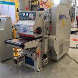 Madeira Plaina nos dois lados da máquina para a fábrica de móveis