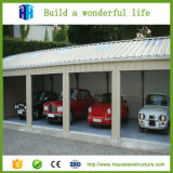 Modèle préfabriqué de disposition d'entrepôt de structure de salle d'exposition de véhicule