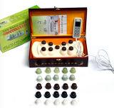 9 Bolas de infrarrojos y el anión y vibraciones de mano Jade / turmalina proyector