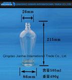 200ml, 500ml Samshu und Alkohol-Glasflasche
