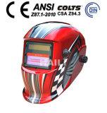 GOST Helm van het Lassen van PCT de Zonne Auto Verdonkerende voor het Lassen van Co2 van mig Mag (wh-277)