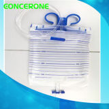 Wegwerfbare urinausscheidende Urin-Ansammlungs-Entwässerung-Beutel