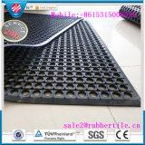 Stuoia di gomma Anti-Fatigue antiscorrimento del pavimento della cucina, stuoia di gomma della pavimentazione di drenaggio
