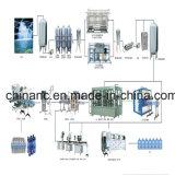 Chaîne de production complètement automatique de l'eau potable 3000L/H