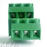 VDEによって承認される二重列PCBのねじ込み端子のブロック