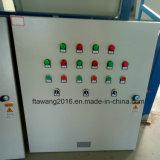 Gabinete de distribuição elétrico revestido da caixa do pó