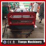 Formation de roulis de feuille de tuile de mur ridée par profil en acier faite à la machine en Chine