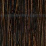 Tsautop énergie hydraulique en bois de film d'impression de transfert de l'eau de film de Hydrographics de 1.3 de mètre de largeur configuration des graines plongeant le film Tswd18-10