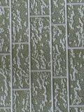 PU 강철 구조물 집을%s 폴리우레탄에 의하여 격리되는 샌드위치 벽