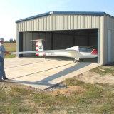 Hangar australiano da construção de aço do projeto