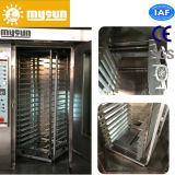 Horno rotatorio diesel para cocer al horno con ISO del Ce (MS-100)