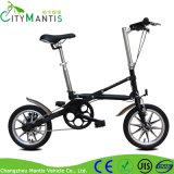 Alta qualidade que dobra a bicicleta urbana Foldable portátil do aço de carbono da bicicleta