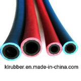 Slang van het Lassen van de kleur de Rubber Tweeling met SGS Certificaat