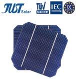 Alta efficienza lle poli pile solari con CE, certificati da 6 pollici di TUV