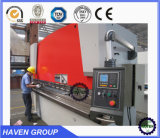 Freio da imprensa hidráulica de WC67Y 300T com sistema E21
