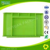 Caixa de logística de caixas de vegetais plásticas HDPE de alta qualidade para venda