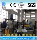Belüftung-Plastiktabletten-Extruder-Maschine