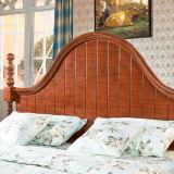 Кровати твердой деревянной кровати самомоднейшие двойные (M-X2256)