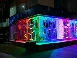 段階党DJ軽い18LEDs 8W RGBW 4in1屋内LEDの壁の洗濯機ライト