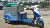 アメリカの市場の貨物3荷車引きの電気三輪車