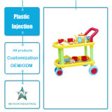 Het aangepaste Plastic Afgietsel van de Injectie van de Kar van het Stuk speelgoed van de Jonge geitjes van de Kinderen van Producten Plastic