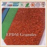 EPDM Gummikörnchen für laufende Plastikspur, Laufbahn, athletischer Laufring
