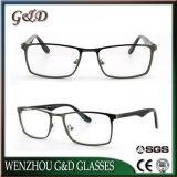 Dernière conception Lunettes optiques Lunettes de châssis en acier inoxydable de lunettes