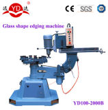 Кромкозагибочная машина формы изготовления Китая стеклянная