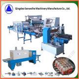 Machine à emballer collective de rétrécissement des bouteilles Swsf800