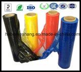 Пленка обруча простирания голубой черноты пользы простирания LLDPE сподручная