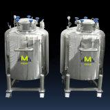 Tanque de armazenamento de calibre de pressão selado Mzh-S