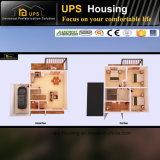 Casa prefabricada del kit vivo residencial permanente de la familia con los recursos