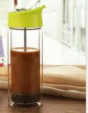 caldaia portatile della pressa del caffè di corsa 450ml del POT francese della pressa per il commercio all'ingrosso