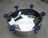 Edelstahl 316 hygienischer Druck-ovale elliptische Tank Manways Mann-Loch-Abdeckungen (ACE-RK-C1)