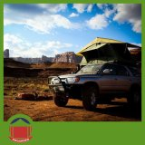 速く車のキャンプのためのテントを開きなさい