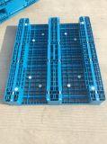 4 voies, type d'entrée standard simple face 1200x1000x150mm palette en plastique de la taille de rack