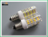 4W 고성능 LED 전구 G9 E11 E12 Ba15D AC110V 220V Dimmable LED 램프 51PCS SMD2835
