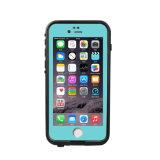 Couverture imperméable à l'eau de cas de téléphone mobile des prix bon marché promotionnels d'usine en vente pour l'iPhone 6 6s