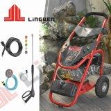 3 PK benzinemotor hogedruk benzinemotor Elektrische waterstraalwagen Wasmachine voor reinigingsvloeistof