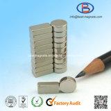 D20X10 de permanente Magneten van de Magneet van het Neodymium van de Schijf Super Sterke
