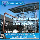 Эмульсия Defoam силикона для нефтянного месторождения и завода газа