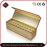 Caisse d'emballage matérielle réutilisée de mémoire de papier de cadeau