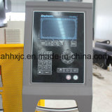 Freio hidráulico da imprensa do CNC da placa de Wg67k 63t/2500 feito em China