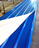 Aufbau u. Grundbesitz Belüftung-Plastikdach-Panel/Rabatt-gewölbtes Dach-Blatt