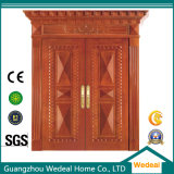 Personnaliser les portes intérieures en bois peintes pour les hôtels