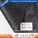 Tessuto della ratiera del poliestere di alta qualità per il rivestimento Jt315 dell'indumento