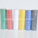 Nastro adesivo nero del PVC per protezione elettrica con RoHS approvato (19mm*20m)